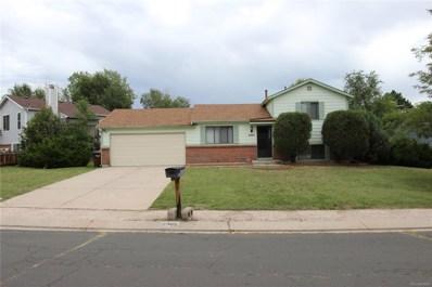 2365 Middleton Court, Colorado Springs, CO 80916 - MLS#: 3928636