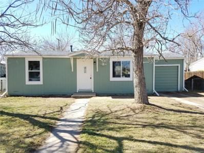 7571 Locust Street, Denver, CO 80022 - MLS#: 3929761