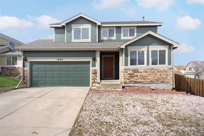 1493 E 96th Drive, Thornton, CO 80229 - #: 3930763