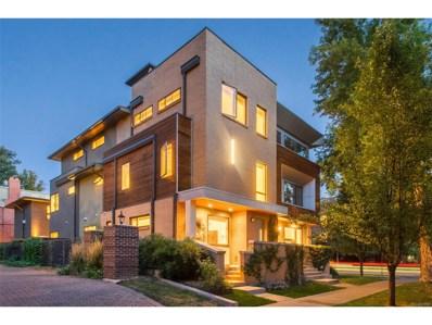 802 Humboldt Street, Denver, CO 80218 - #: 3932597