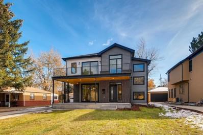770 Pontiac Street, Denver, CO 80220 - #: 3933213