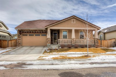 11584 Hannibal Street, Commerce City, CO 80022 - MLS#: 3934755