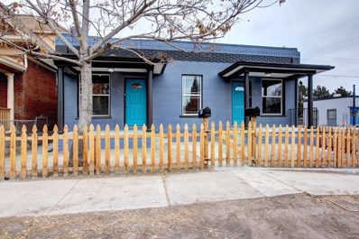 577 Inca Street, Denver, CO 80204 - MLS#: 3940819