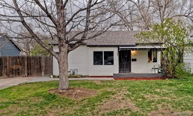 1252 Xanthia Street, Denver, CO 80220 - #: 3946487