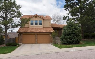 3875 Teakwood Place, Colorado Springs, CO 80918 - MLS#: 3949024
