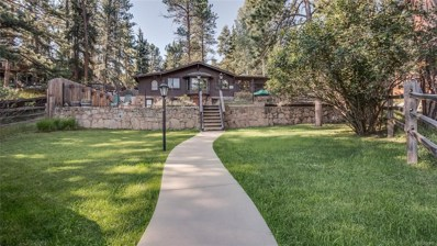 4759 Blue Spruce Road, Evergreen, CO 80439 - #: 3951042