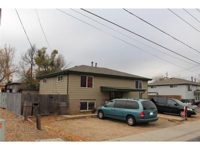 6970-6972 E 62nd, Commerce City, CO 80022 - MLS#: 3953040