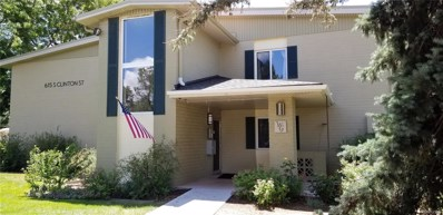 615 S Clinton Street UNIT 7A, Denver, CO 80247 - MLS#: 3955478