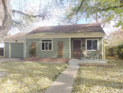 2670 S Hazel Court, Denver, CO 80219 - MLS#: 3957190