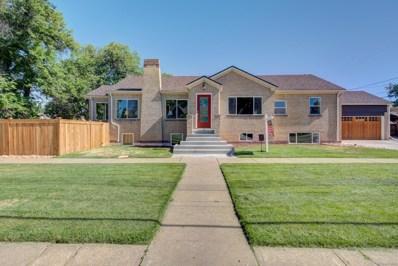 2506 Glencoe Street, Denver, CO 80207 - MLS#: 3958480