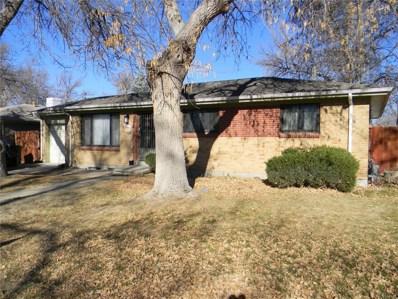 12517 E 31st Avenue, Aurora, CO 80011 - MLS#: 3959383