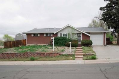 2601 E Weaver Avenue, Centennial, CO 80121 - #: 3960252