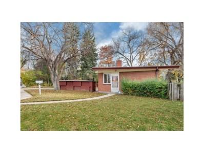 2439 S Dahlia Lane, Denver, CO 80222 - MLS#: 3964208