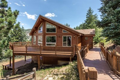 1033 Elk Valley Drive, Evergreen, CO 80439 - MLS#: 3965347