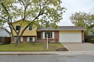 4602 S Dudley Street, Littleton, CO 80123 - MLS#: 3966889