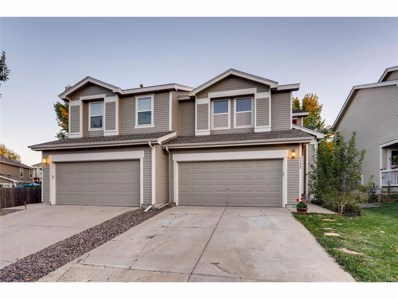 5392 S Picadilly Court, Aurora, CO 80015 - MLS#: 3967818