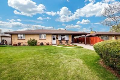 4668 Dudley Street, Wheat Ridge, CO 80033 - MLS#: 3968825