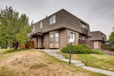 1399 S Idalia Street UNIT B, Aurora, CO 80017 - MLS#: 3969798