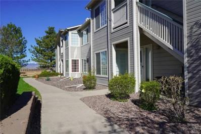 8425 Pebble Creek Way UNIT 103, Highlands Ranch, CO 80126 - #: 3970355