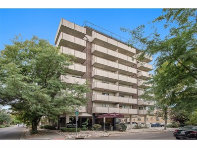1313 Steele Street UNIT 306, Denver, CO 80206 - MLS#: 3972106