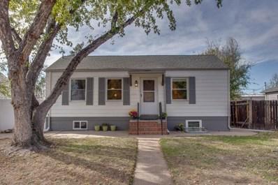 2381 S Cherokee Street, Denver, CO 80223 - #: 3972666