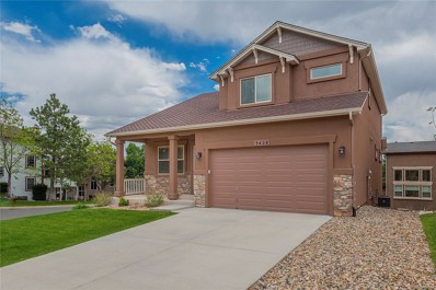 5428 Majestic Drive, Colorado Springs, CO 80919 - MLS#: 3978422