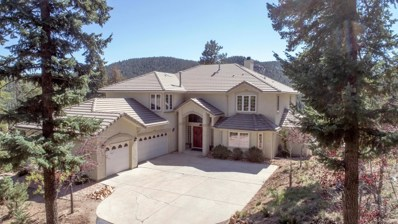 32240 Blue Springs Drive, Evergreen, CO 80439 - #: 3979131