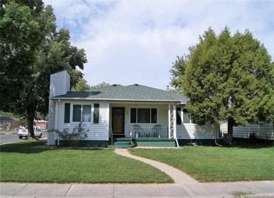 803 Simpson Street, Fort Morgan, CO 80701 - MLS#: 3980412