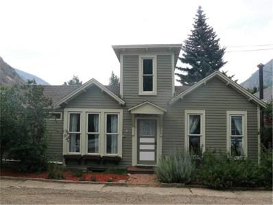 608 8th Street, Georgetown, CO 80444 - MLS#: 3981022