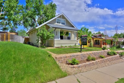 4820 Raleigh Street, Denver, CO 80212 - #: 3981624