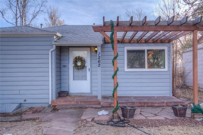 1262 Willow Street, Denver, CO 80220 - MLS#: 3983109