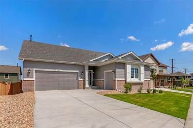 4445 Sidewinder Loop, Castle Rock, CO 80108 - MLS#: 3988857
