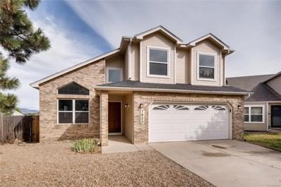 7920 Bard Court, Colorado Springs, CO 80920 - MLS#: 3989813