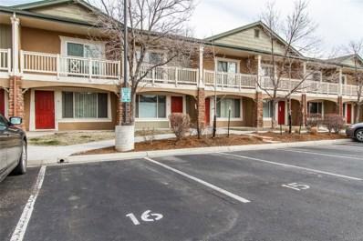 4800 Osage Drive UNIT 14B, Boulder, CO 80303 - MLS#: 3990630