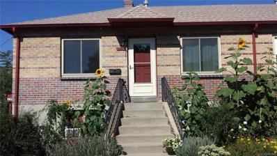 2929 Vrain Street, Denver, CO 80212 - MLS#: 3991044