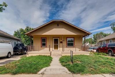 4933 Julian Street, Denver, CO 80221 - MLS#: 3991148