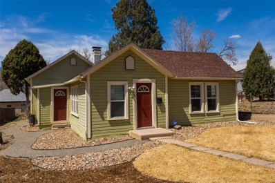126 S Institute Street, Colorado Springs, CO 80903 - MLS#: 3993187