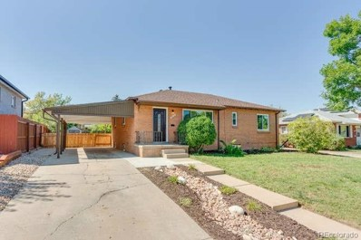 2073 S Wolcott Court, Denver, CO 80219 - MLS#: 3996836