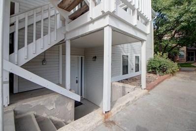 4990 Meredith Way UNIT 111, Boulder, CO 80303 - MLS#: 3999942