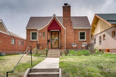2743 Julian Street, Denver, CO 80211 - #: 4000634