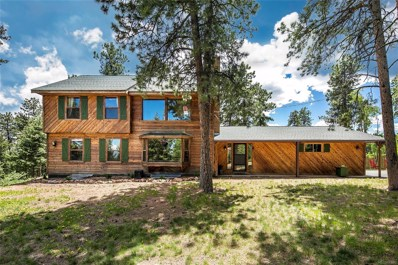 27374 Parsons Road, Conifer, CO 80433 - #: 4001086