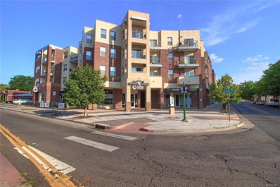 2550 Washington Street UNIT 210, Denver, CO 80205 - MLS#: 4003877