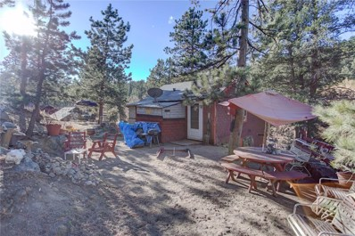 4972 Little Cub Creek Road, Evergreen, CO 80439 - #: 4004979