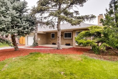 850 Krameria Street, Denver, CO 80220 - #: 4005799