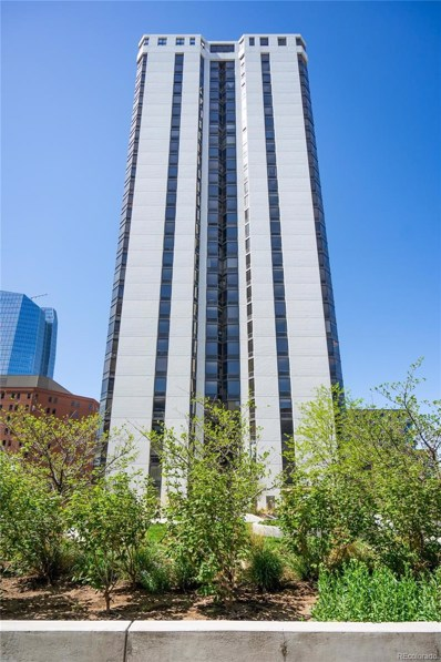 1625 Larimer Street UNIT 2604, Denver, CO 80202 - MLS#: 4006228