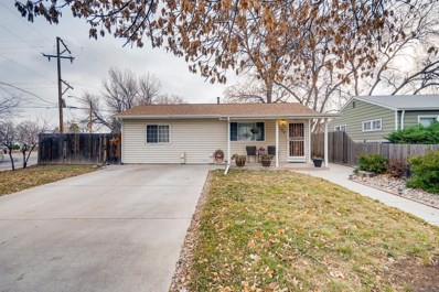 2100 S Hooker Way, Denver, CO 80219 - MLS#: 4009435