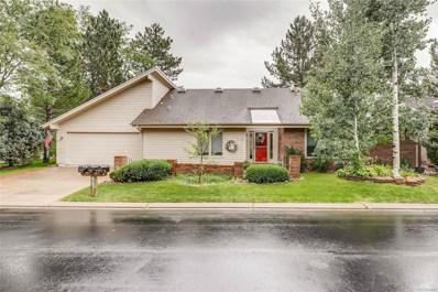 7103 Cedarwood Circle, Boulder, CO 80301 - MLS#: 4012622