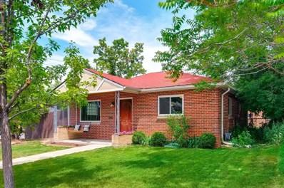 1290 Ivanhoe Street, Denver, CO 80220 - #: 4012972