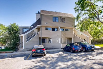 12480 W Nevada Place UNIT 212, Lakewood, CO 80228 - MLS#: 4017161