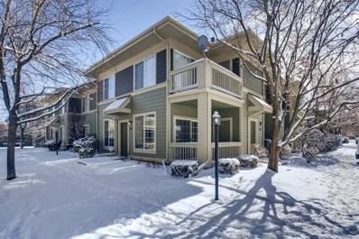 8105 E 11th Avenue UNIT 3C, Denver, CO 80220 - MLS#: 4017839
